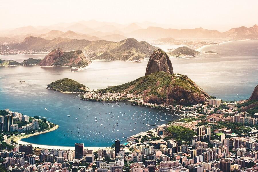 brazil - New Zealand